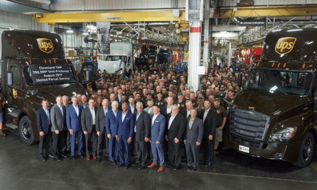 Produce DTNA unidad 750 mil en Cleveland