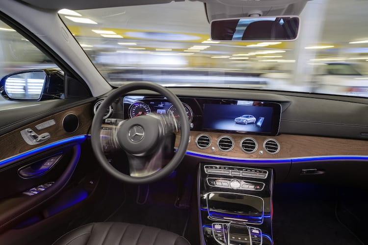 Daimler y Bosch-Magazzine del Transporte