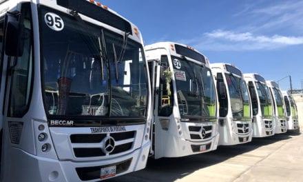 Transportes Top Gun suma nuevos autobuses Mercedes-Benz