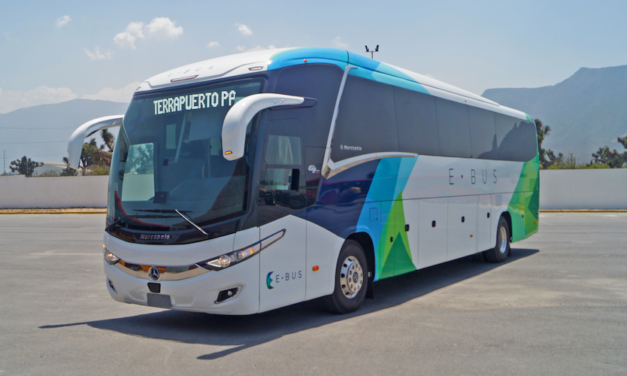 3 nuevos autobuses Mercedes-Benz para Estrella Roja