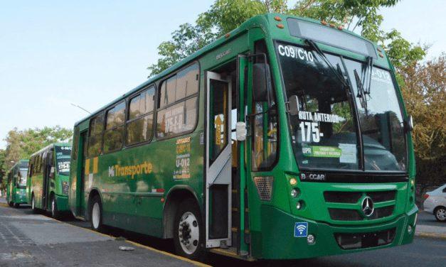 Renovará Jalisco 1,200 unidades de transporte público