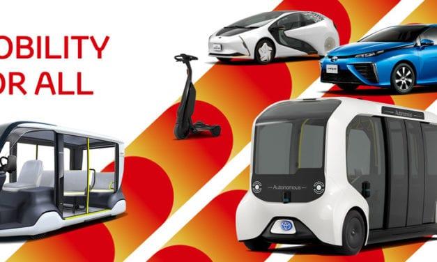 90% de vehículos Toyota en JO serán electrificados