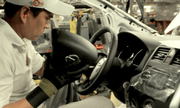 Nissan Mexicana produce 13 millones de unidades