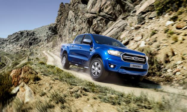 Para clientes exigentes, Ford Ranger 2020