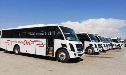 Adquiere Senda Citi 50 autobuses DINA
