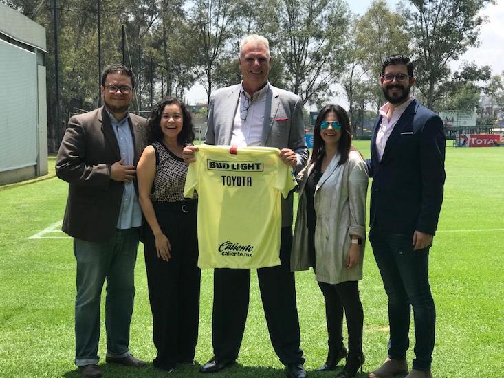 Refuerzan alianza Toyota y Club América