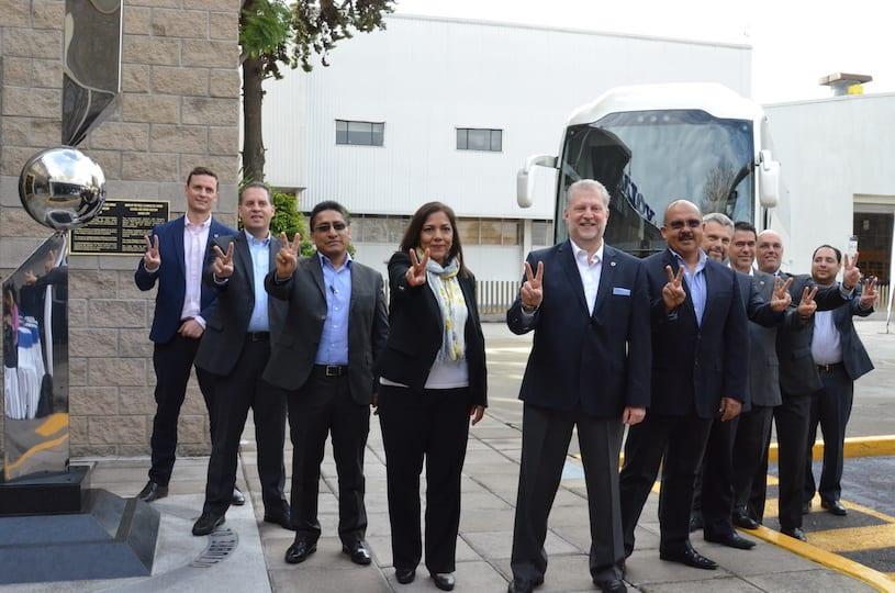 Volvo Buses traza acciones para transformar el transporte en México