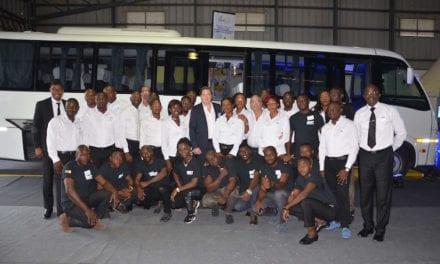De la mano de Volvo, Volare se expande a África