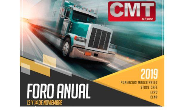 Concurso y Foro CMT por la eficacia del transporte