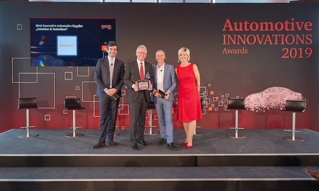 Gana Continental premio AutomotiveINNOVATIONS