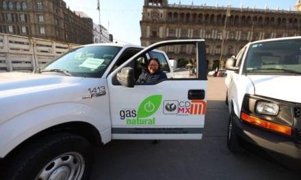 Apoya Crayhill CM leasing vehicular GNV en México