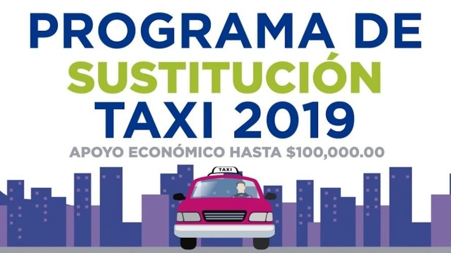 Presentan programa de sustitución de taxis en CDMX-Magazzine del Transporte