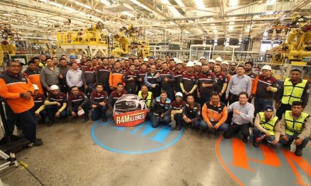 Produce RAM 4 millones de pickups en Saltillo