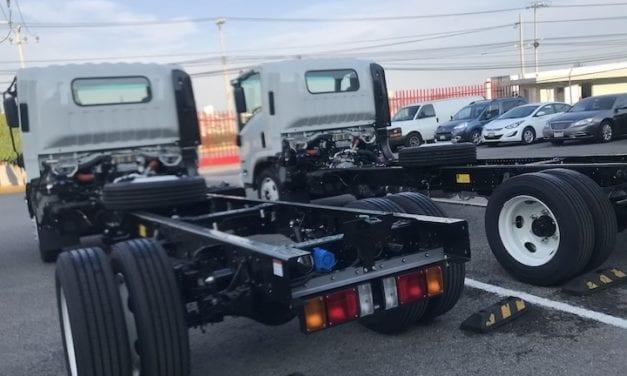 Evolucionan ventas de vehículos pesados