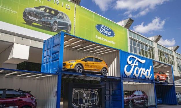 En 2022 habrá más modelos electrificados Ford