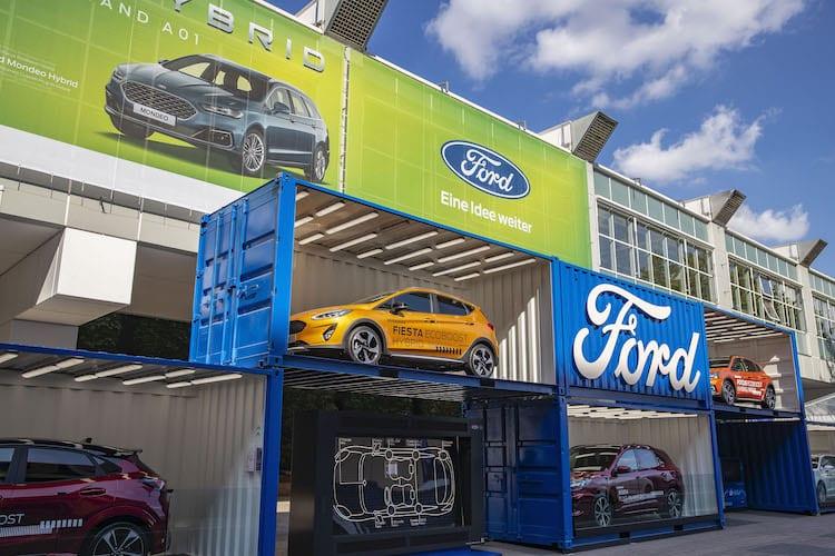En 2022 habrá más modelos electrificados Ford-Magazzine del Transporte