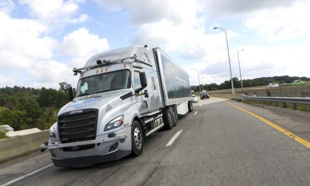 Prueba Daimler Trucks camiones automatizados en vías públicas