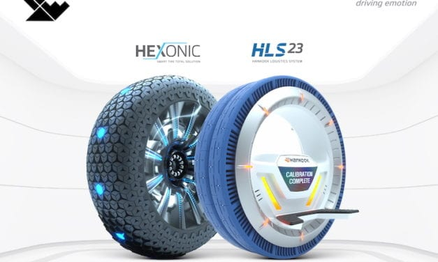 Nominan a Hankook Tire por conceptos innovadores