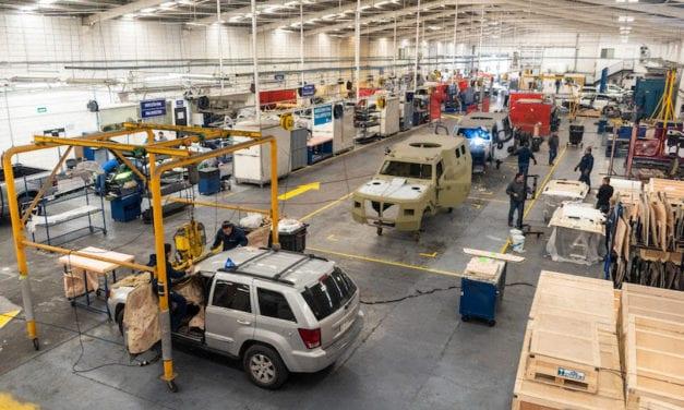 Aumenta 50% negocio de blindaje en México
