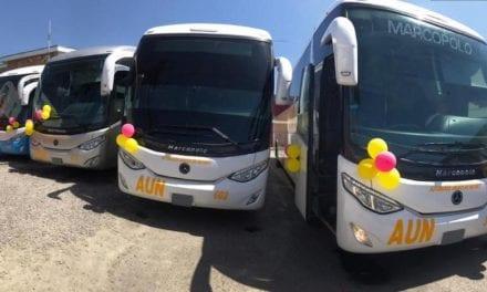 Baja Plus y AUN tienen nuevos autobuses Mercedes-Benz