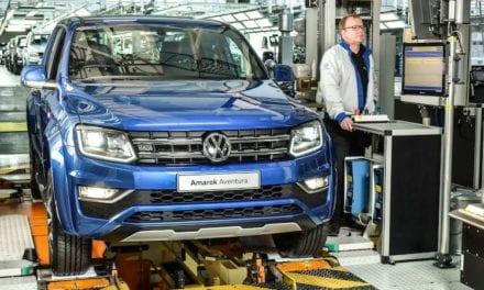 Constante entrega de Vehículos Comerciales VW