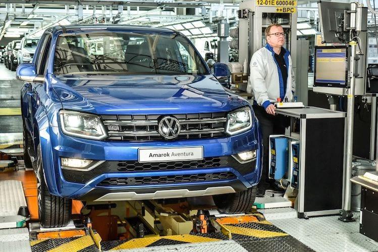 Constante entrega de Vehículos Comerciales VW-Magazzine del Transporte