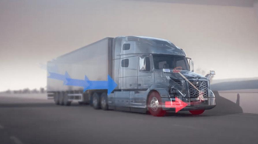 Seguridad y productividad con Volvo Dynamic Steering-Magazzine del Transporte