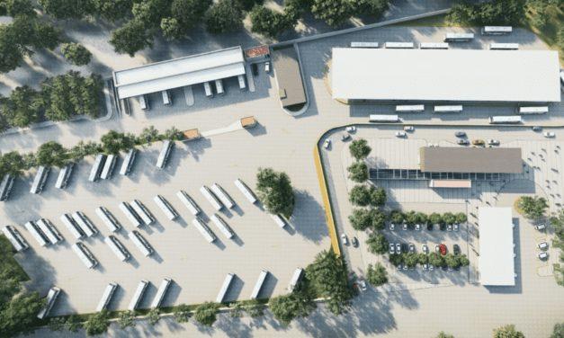 Arranca construcción 1ra terminal de autobuses YOVOY