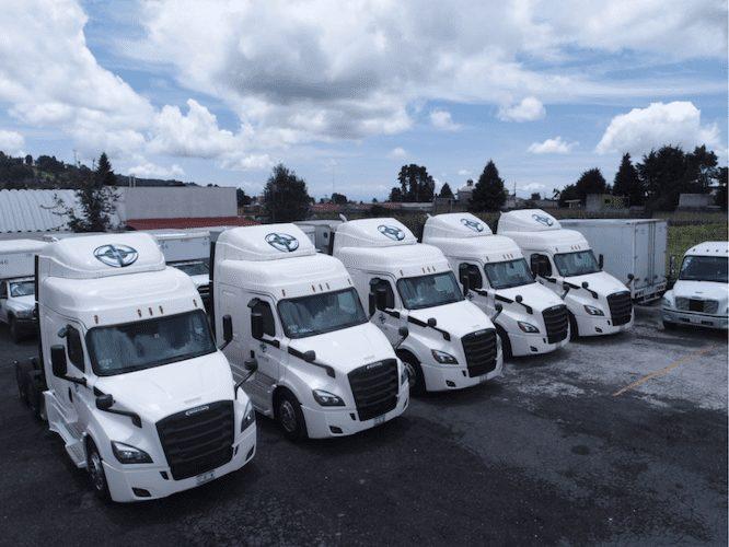 Se fortalece MexiTrans con 10 Nuevos Cascadia-Magazzine del Transporte