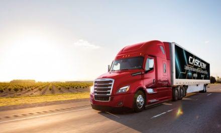 Produce Freightliner un Cascadia más eficiente y más seguro
