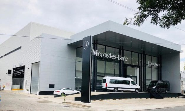 González Gallo es cuarto punto de venta de Mercedes-Benz Vanes