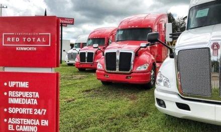 Red Total avanza con Kenworth de Jalisco