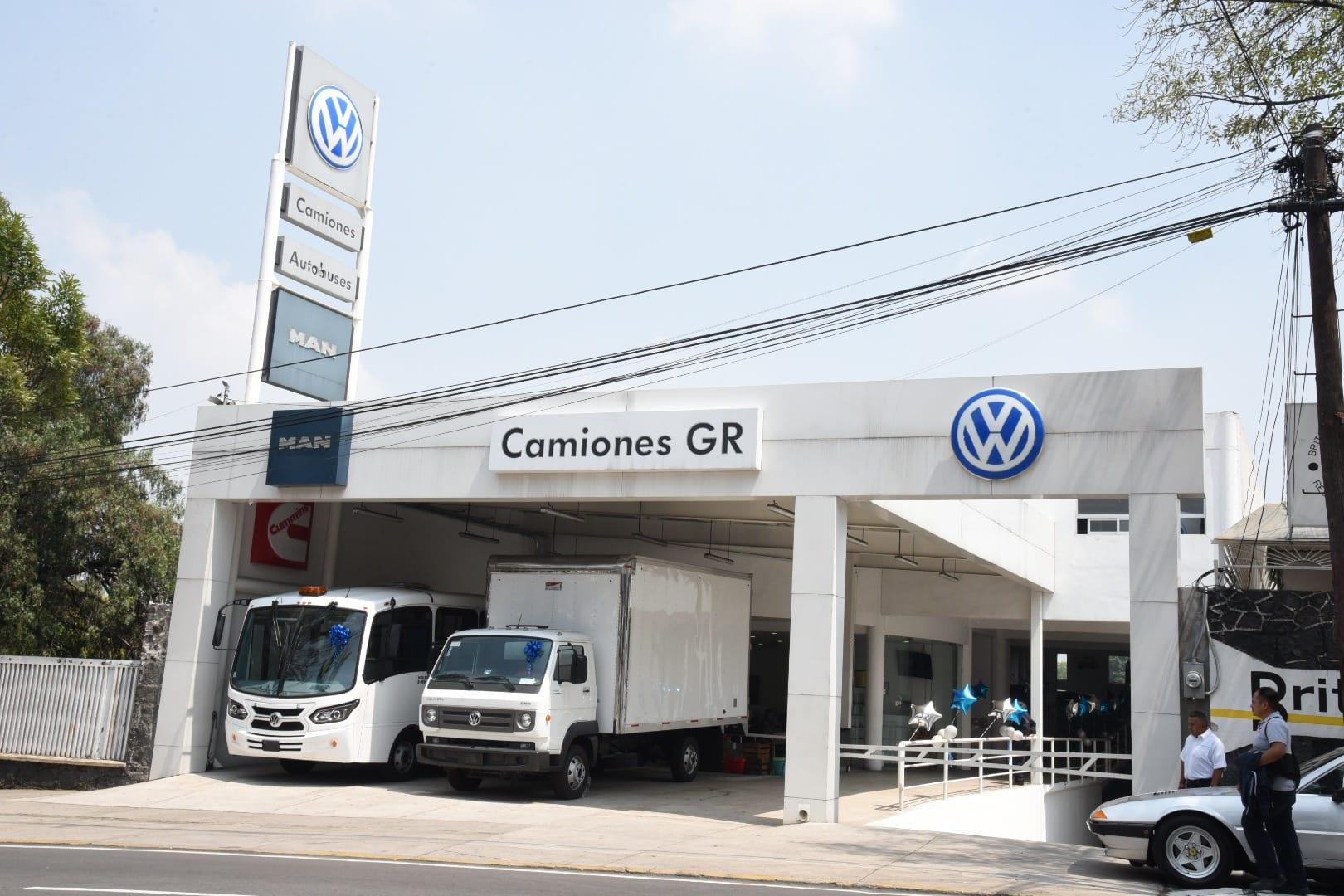 Camiones Metropolitanos es concesionaria de MAN y VW-Magazzine del Transporte