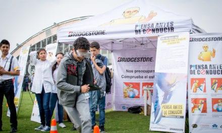 Impulsa Bridgestone la seguridad vial entre universitarios