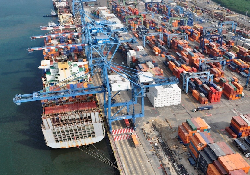 Impulsan conectividad del Puerto de Manzanillo