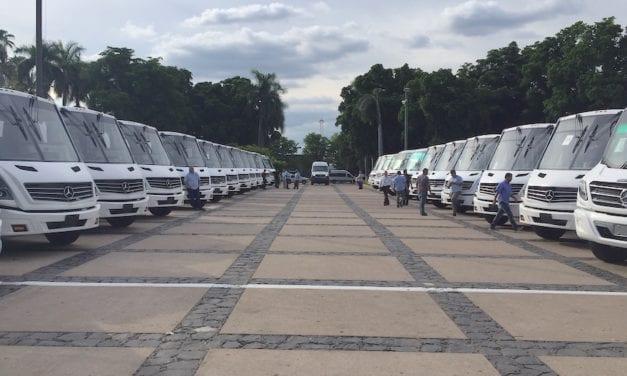 Presente Mercedes-Benz Autobuses en transporte de Sinaloa