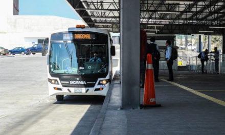 Autobuses Scania a gas favorecen al sistema RUTA