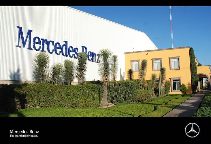Alta calidad de refacciones Mercedes-Benz Autobuses