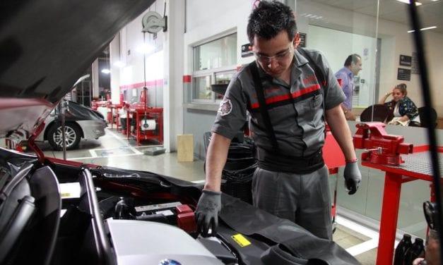 Las automotrices mejor evaluadas en servicio
