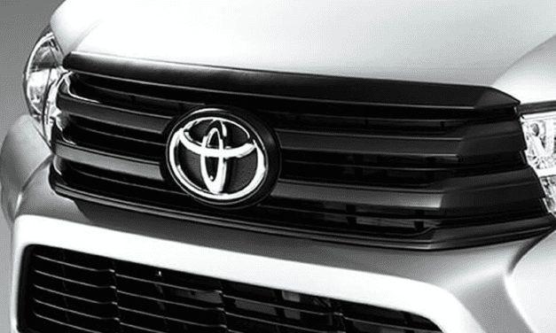 Toyota inicia el año con paso firme en ventas