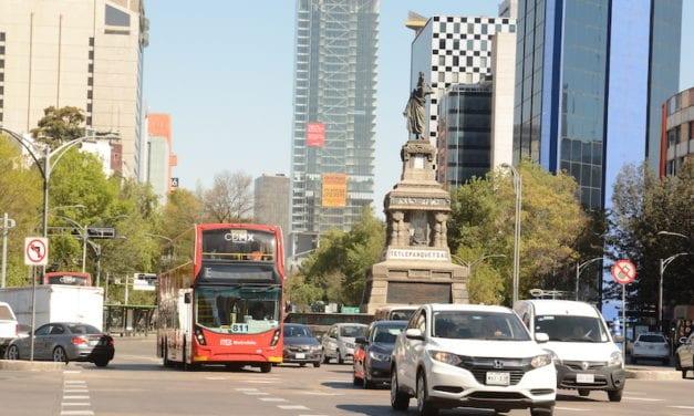 México busca reducir emisiones urbanas