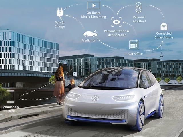 TomTom se une a plataforma de vehículos conectados Microsoft