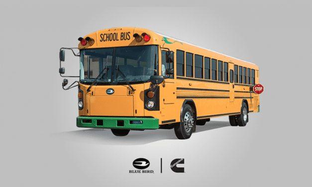 Éxito de Blue Bird y Cummins con autobús escolar eléctrico