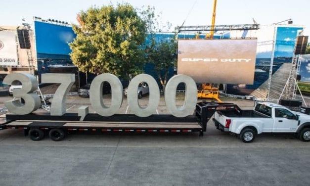 Pasa Ford Súper Duty al siguiente nivel en capacidad