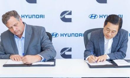 Colaboran Hyundai y Cummins en tecnologías limpias