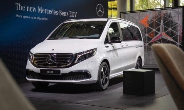 Presente Mercedes-Benz Vans en IAA