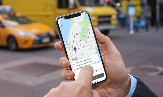 Buscan regular seguridad en apps de transporte