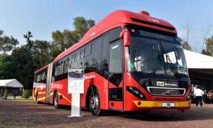 Serán Volvo, los autobuses articulados para RTP