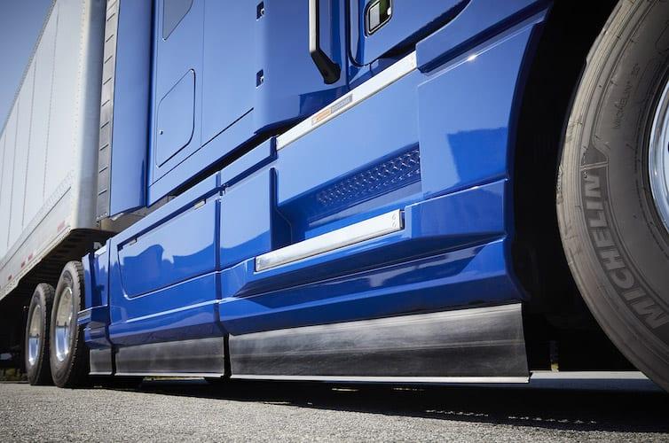 Aumenta Mack eficiencia del aerodinámico Anthem-Magazzine del Transporte
