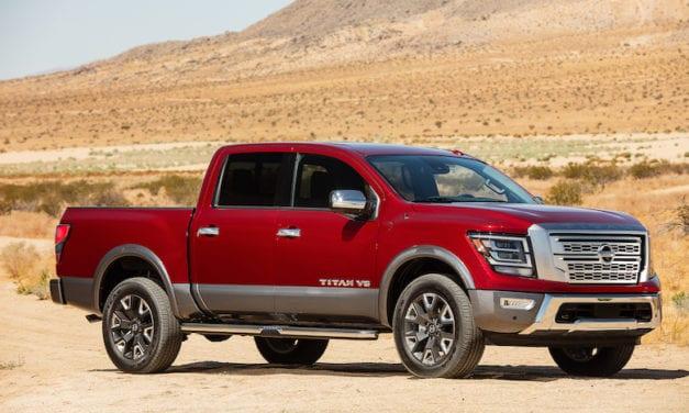 Develan Nissan Titan 2020